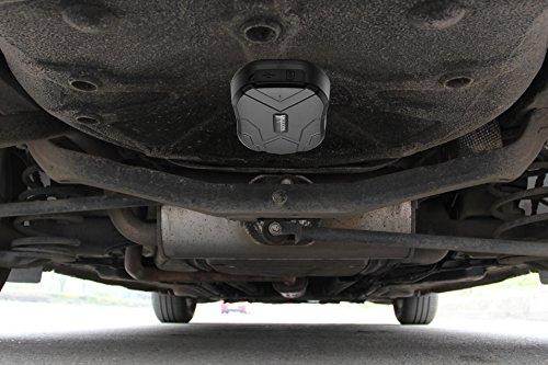 JUNEO TKSTAR GPS Tracker - TK905 veicolo auto Tracker GPRS SMS PC and APP(Android & IOS)free online tempo reale GPS dispositivo di tracciamento syatem di tracciamento auto GPS con GPRS e sistema di protezione antifurto veicolo
