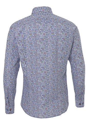 Pure - Chemise casual - Homme Mehrfarbig