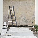 Vliestapete Premium–blanko–Wandbild quadratisch