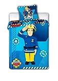 Feuerwehrmann Sam 008 Kinderbettwäsche Firema...Vergleich