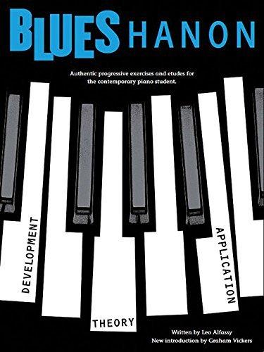 Blues Hanon by Leo Alfassy (1992-01-01)