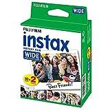 Fujifilm 16385995  Instax Wide Film, 2-er Pack Bild