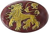 Dark Horse Deluxe Juego de Tronos: Lannister Escudo Placa de Pared: 2014Convención Exclusivo