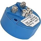 Owfeel DC24V tipo K sensores de temperatura transmisor 0a 1000° Azul