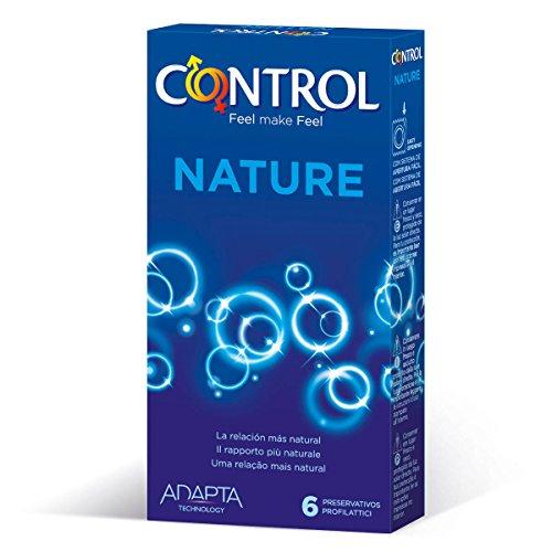 Control Nature Preservativo - Paquete 6 preservativos