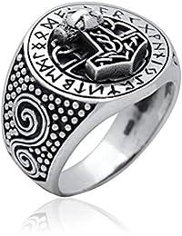Suchergebnis Auf Amazon De Fur Thor Ringe Damen Schmuck