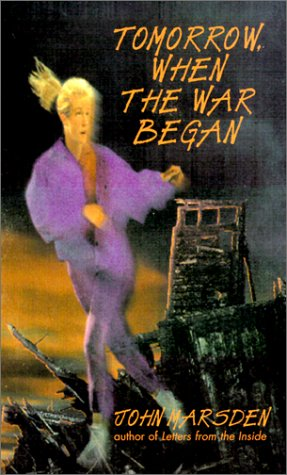 Book cover for Tomorrow, When the War Began
