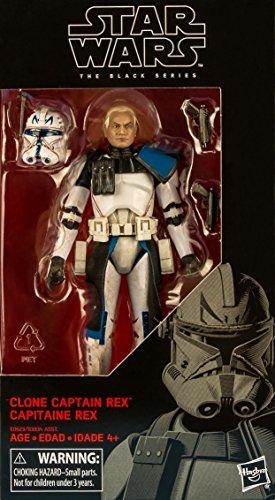 Star Wars The Black Series Clone Captain Rex #59 6inch