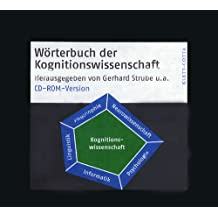 Wörterbuch der Kognitionswissenschaft. CD-ROM ab Windows 95
