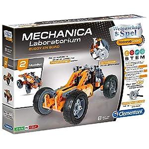 Clementoni 66791 Vehículo Juguete y Kit de Ciencia para niños - Juguetes y Kits de Ciencia para niños (Ingeniería, Vehículo, 8 año(s), Niño/niña, Italia, 276 mm)