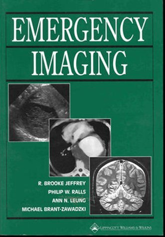 Rb-serie (Emergency Imaging (Imaging Companion Series) by R.B. Jeffrey (1999-05-01))