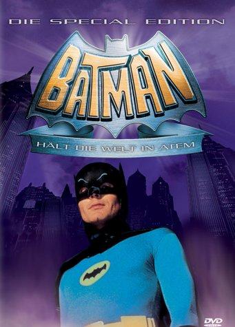 Batman hält die Welt in Atem - Wasser Meter Kostüm