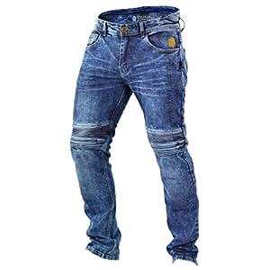 trilobite micas urban herren motorrad jeans blau. Black Bedroom Furniture Sets. Home Design Ideas