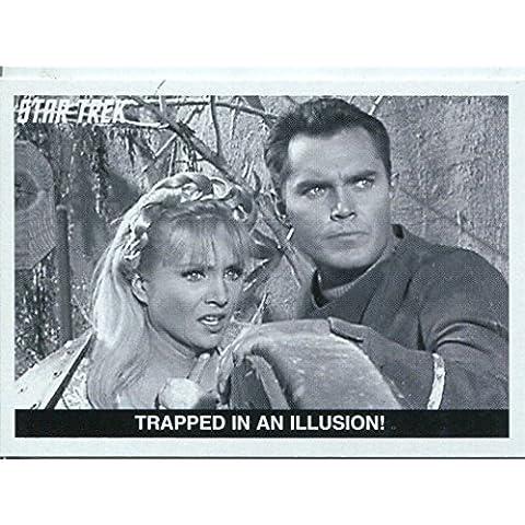 Star Trek TOS per il 40° anniversario di inseguimento 1967-Carta#82