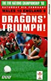 Video - Five Nations Championship 1993: Wales 10/England 9 [VHS]