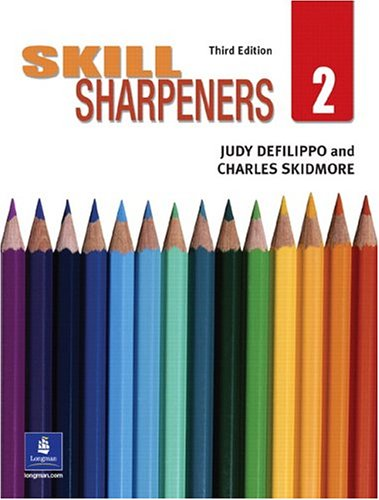 Skill Sharpeners, Book 2: Bk. 2 (Skill Sharpeners (Longman))