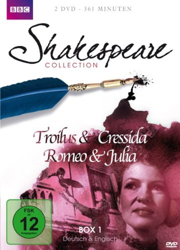 Shakespeare Collection, Vol. 1: Troilus & Cressida/Romeo & Julia (2 DVDs)