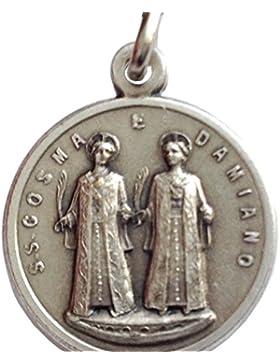 Medaille der Heiligen Cosmas und Damian - Saints Gönner der Ärzte Chirurgen, Apotheker und Zahnärzte
