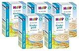 Hipp Bio-Milchbrei Kindergrieß, 5er Pack (5 x 500g)