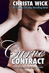 Curve Contract (Billionaire BBW Romance) (English Edition)