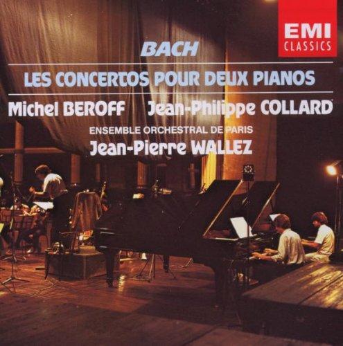 Konzert für 2 Klaviere BWV1060-1062