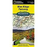 Blue Ridge Parkway, USA (National Geographic Destination Map)