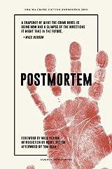 Postmortem 2019: UEA Creative Writing Anthology Crime Fiction Paperback
