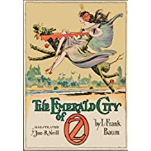 The Emerald City of Oz: (non illustrated) (English Edition)