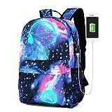 GiveKoiu-Bags Cool Rucksäcke für Mädchen für Schule Verkauf Billig Leinwand Rucksäcke für Teen Mädchen Schule Galaxy Unter 15Dollar in Mitte Billig, Collection Travel Wandern Tasche