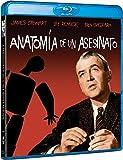 Anatomia de un asesinato [Blu-ray]