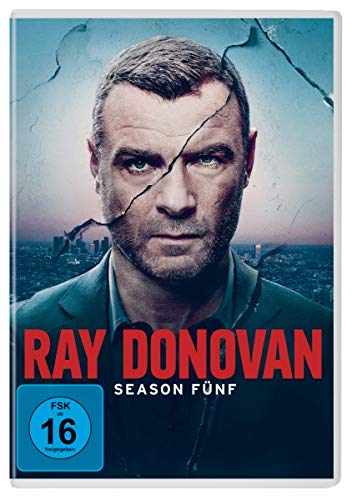 Ray Donovan - Season Fünf [4 DVDs]