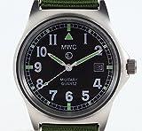 MWC G10 LM Orologio Militare Cinturino Verde Resistenza all'Acqua 50m