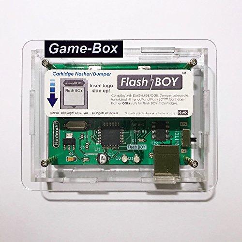 21973edcd74 Game-Box Flash Boy Cartridge Flasher   Dumper è compatibile con la  cartuccia DMG