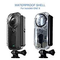 Amyove 10M Insta360 ONE X Venture Case Waterproof Housing Shell Diving Case Protective Cage for Insta360 One X Action Camera Accessories