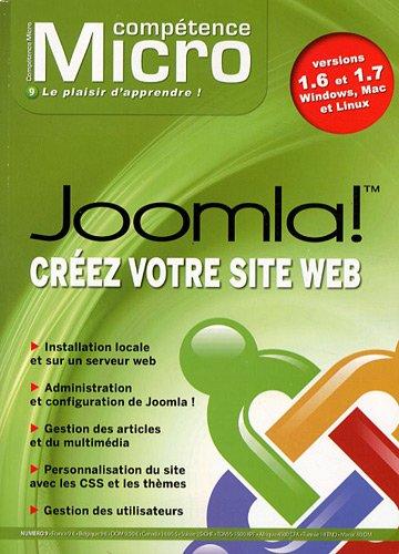 Joomla! - Créez votre site Web par Johann-Christian HANKE