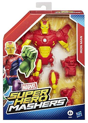 Hasbro A6825EU4 - Figura Superhero Mashers, surtido: modelos aleatorios 3