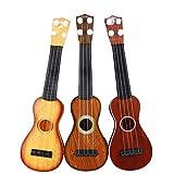 Best Guitarra para Dummies - raylans Mini instrumento musical guitarra ukelele ukelele para Review
