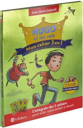 Hugo et les Rois - L'intgrale des 3 cahiers d'activits