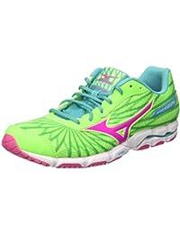 Mizuno Wave Hitogami W, Zapatillas de Running Para Mujer