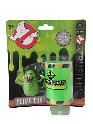 Ghostbusters Slime Badewanne Mit Toy (Stay Puft, Slimer or Logo)
