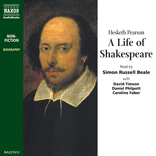 A Life of Shakespeare  Audiolibri