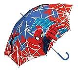 Marvel MV92214 - Ultimate Spiderman, Regenschirm, 16 Zoll
