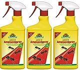 3 x 750 ml Neudorff Loxiran AF AmeisenSpray Anwendungsfertig