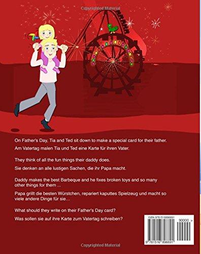 Papa kinderbuch: Mein Papa ist der Beste. My Dad is the Best: kinderbucher Papa,Papa bester Bilderbuch fur Kinder (Papa buch),Kinderbucher ... Bilderbcher: Deutsch-Englisch)