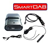autodab smartdab Universal Plug & Play Wireless In KFZ DAB Digital Radio Adapter
