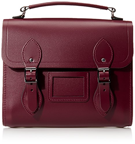 THE CAMBRIDGE SATCHEL COMPANY Barrel Damen Satcheltasche Rot Rot