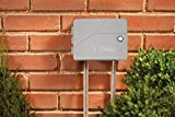 Orbit 94546-Programmatore 6Stazioni C/Coperchio c-hyve Wi-Fi, 9x 24x 22cm, colore: grigio