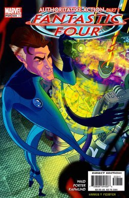 Fantastic Four #503A