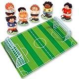 1 Fußballtorte Set