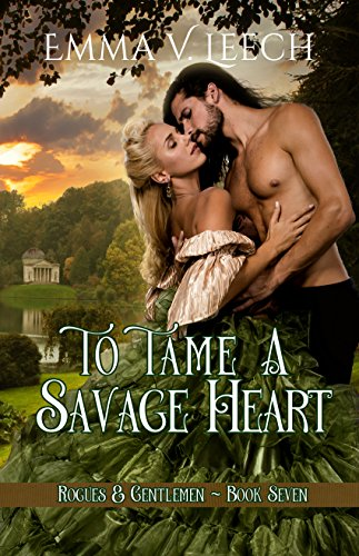 To Tame a Savage Heart (Rogues and Gentlemen Book 7)